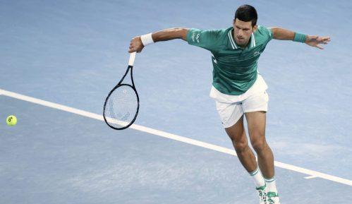 Đoković pobedio Zvereva, u polufinalu Australijan opena igra protiv kvalifikanta 6