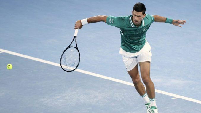 Đoković pobedio Zvereva, u polufinalu Australijan opena igra protiv kvalifikanta 4
