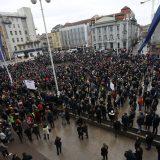 Hrvatski preduzetnici protestovali zbog nejednakih ekonomskih mera 12