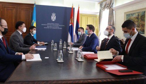 Selaković: Srbija opredeljena za unapređenje i produbljivanje saradnje s Kazahstanom 5