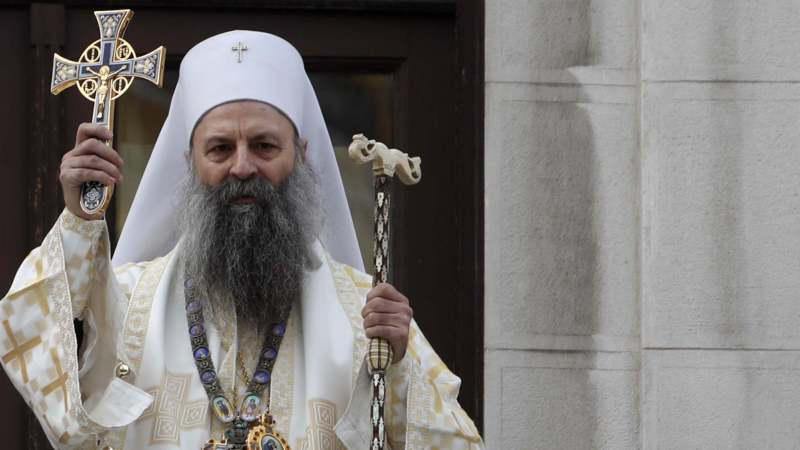Ustoličen patrijarh Porfirije (FOTO) 2