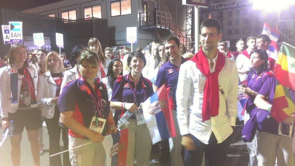 Od Šapca do Londona: Čast je biti domaćin našim sportistima na Olimpijskim igrama 4