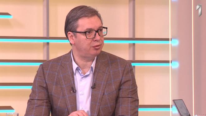 Vučić: Najkasnije u četvrtak videćete ko se zaklinjao na vernost ubicama 4