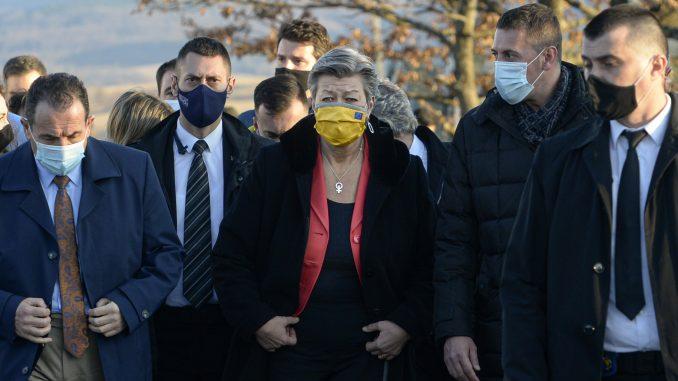 Komesarka EU : Teret migrantske krize ravnomernije raspodeliti po celoj BiH 3