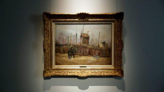 Retko viđena Van Gogova slika biće izložena pred aukciju 4