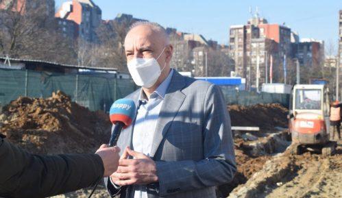 Radojičić: Do leta bez saobraćajnih gužvi na Voždovcu, četiri saobraćajne trake u Ulici Save Maškovića 4