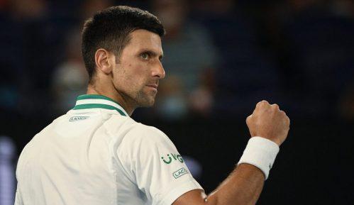 Đoković u finalu Australijan opena 1