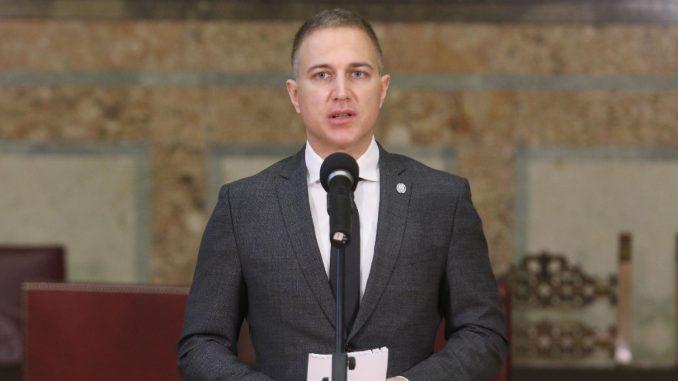 Stefanović: Ja sam postavio Hrkalović za državnu sekretarku, Vučić nju nije nametnuo 5