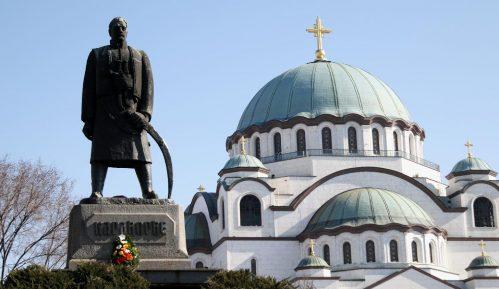 Iz budžetskih rezervi još 1,7 milijardi dinara za Hram Svetog Save 7