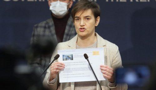 Premijerka optužila N1 da svesno ugrožava proces vakcinacije u Srbiji 7