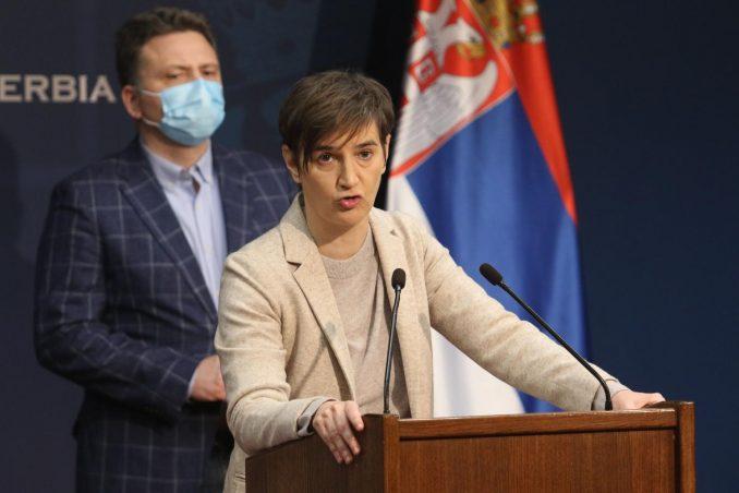 Brnabić: Opozicija dovođenjem u vezu Vučićevog sina sa klanovima destabilizuje državu 1