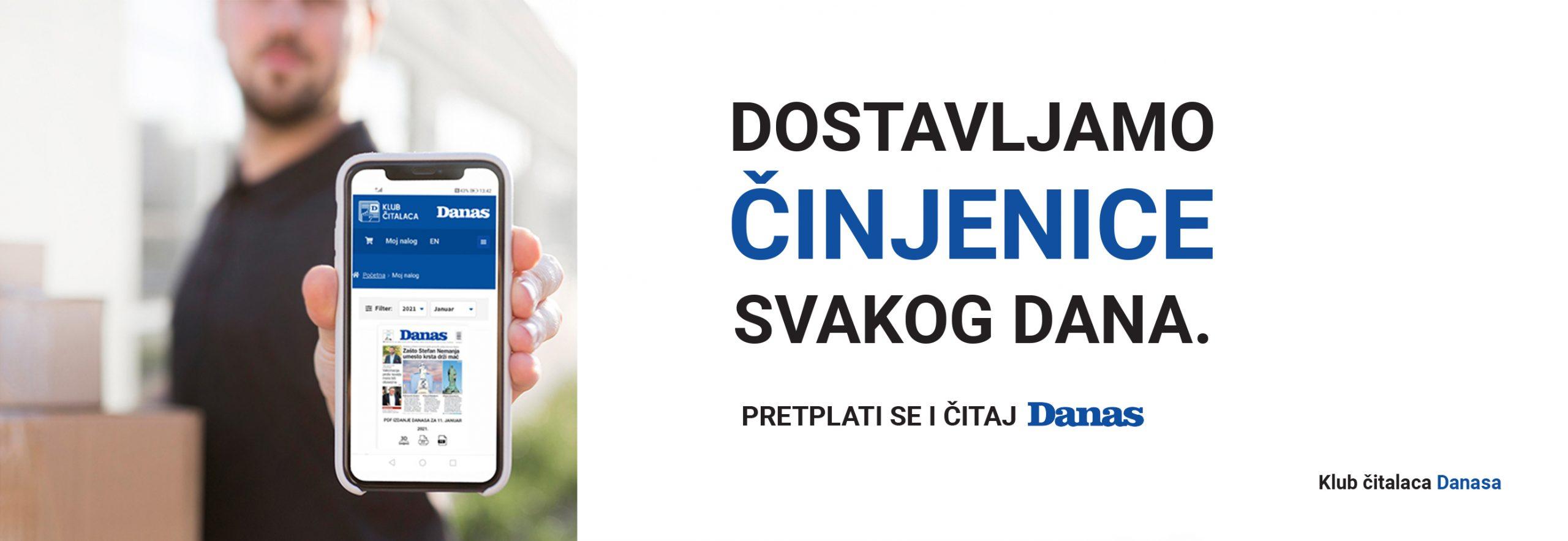 Darko Mitrović: Vlast demonstrira silu 2