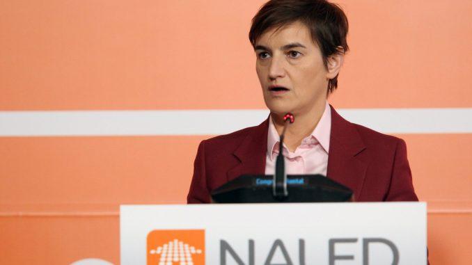 Brnabić: U 2021. veliki izazovi i još ambiciozniji planovi 6