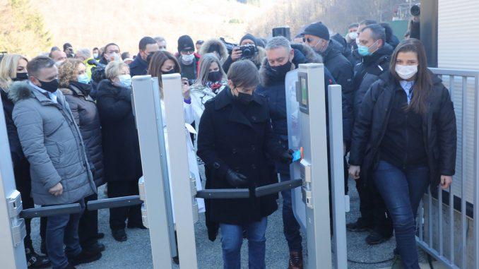 Na Kopaoniku puštena u rad 'gondola' Brzeće-Mali Karaman (FOTO) 4