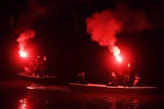 """Na novosadskom keju večeras """"Noć kad je Đole preplivao Dunav"""" (FOTO) 17"""