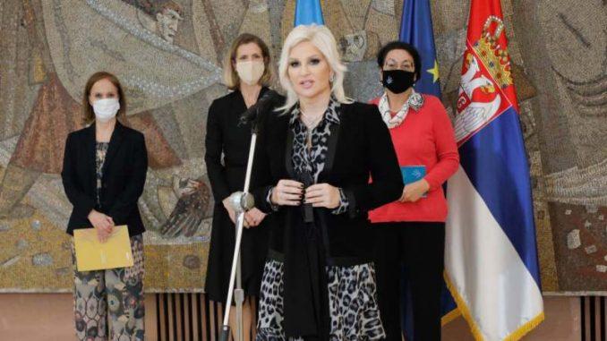 Mihajlović: Srbija druga u svetu sprovela ekonomsku analizu neplaćenih kućnih poslova 1