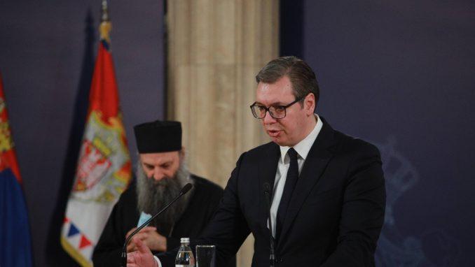 Vučić: Srpska lista nije organizovala prebijanje sina Nenada Rašića 1