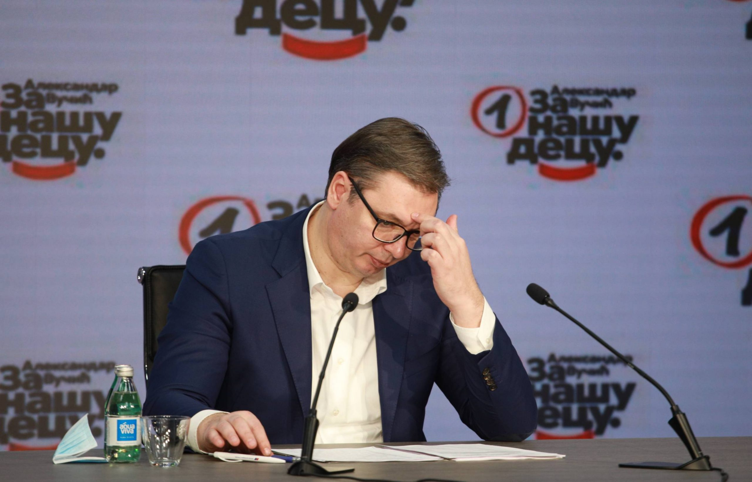 Vučić: Molim da budem među prvih deset za ispitivanje porekla imovine 2