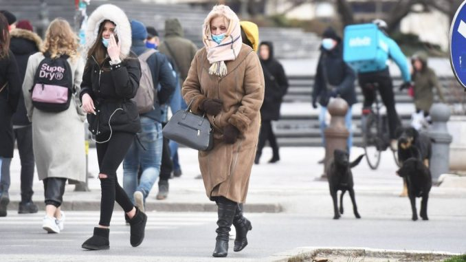 Trećina novoobolelih u proteklom danu sa područja Beograda 1