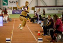 Ivana Španović pobednica mitinga u Beogradu, Sinančević postavio novi rekord 15