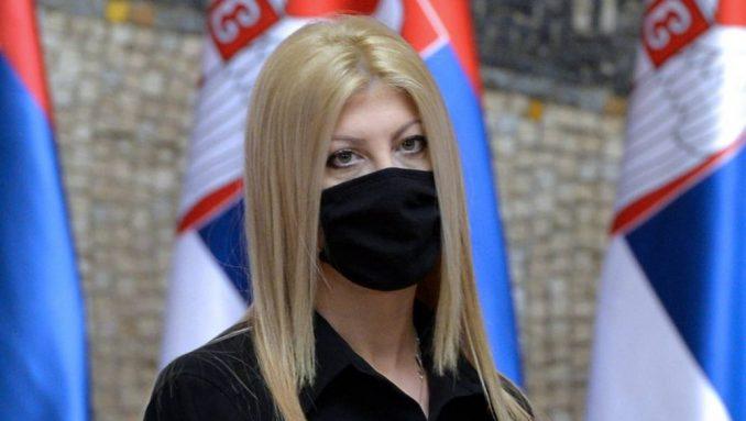 Jelena Zoric o odlikovanju predsednika: Poštujem institucije, one ne poštuju novinare 6
