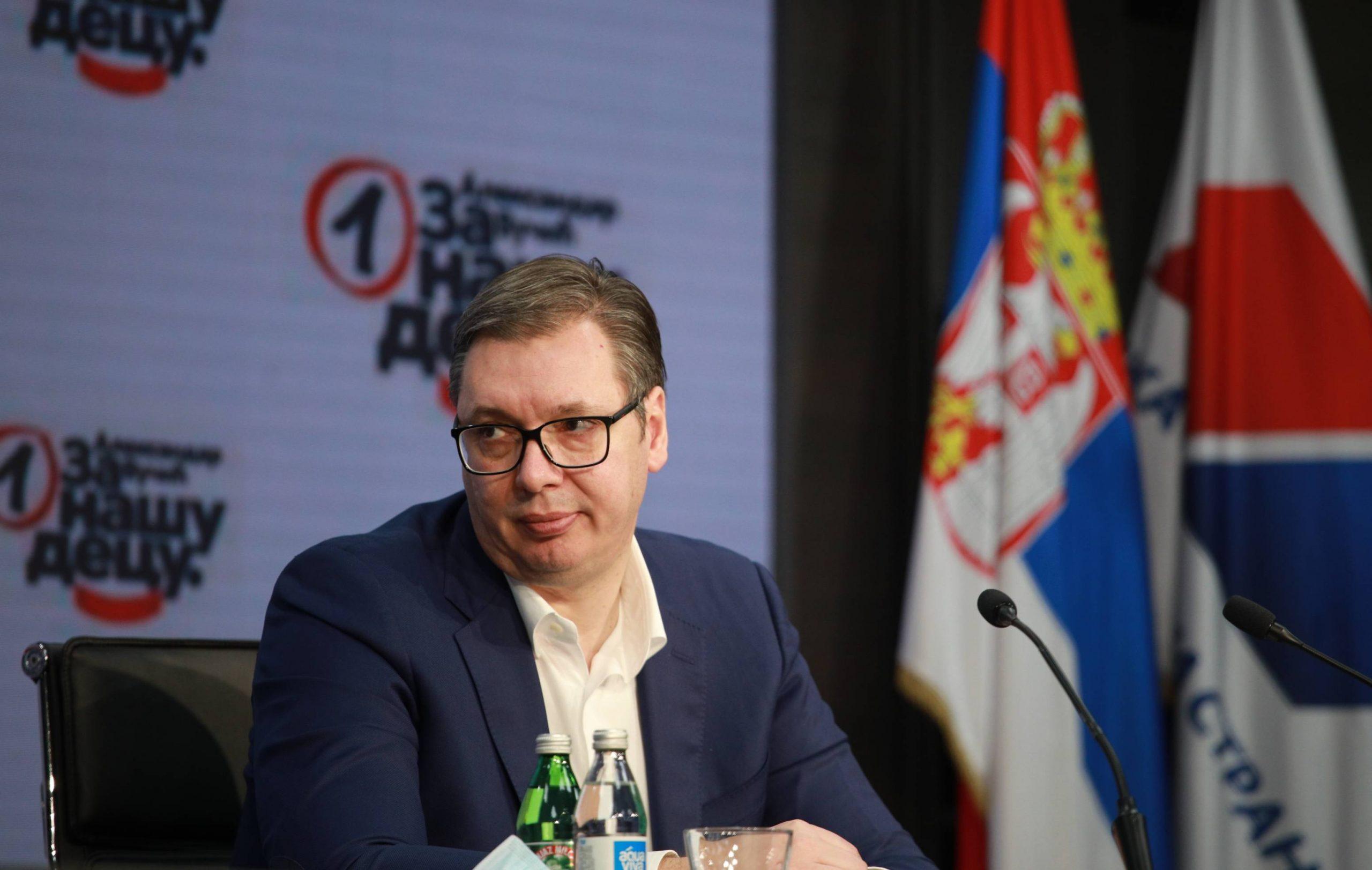 Vučić: Molim da budem među prvih deset za ispitivanje porekla imovine 3
