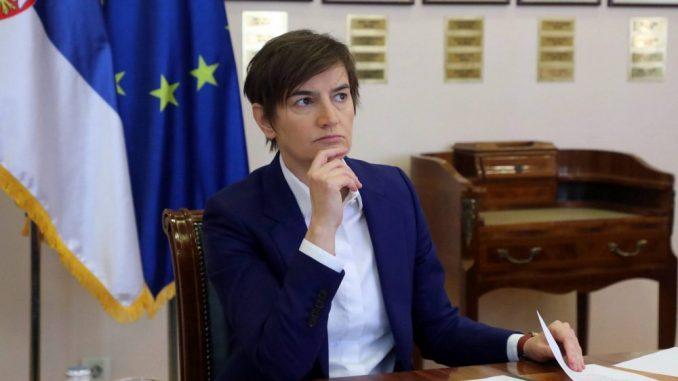 Brnabić: Ne treba prejudicirati odluke nadležnih tela o saradnji Telekoma i Telenora 5