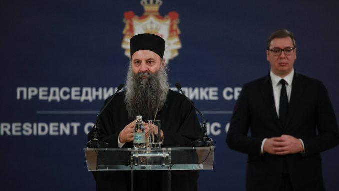 Patrijarh SPC o Jasenovcu: Važno da zločini izađu iz zaborava, ali da ne budu povod za zlopamćenje 5