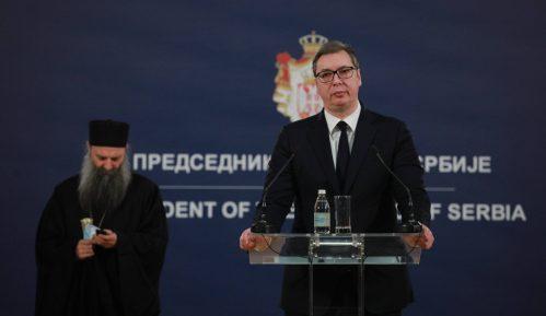 Vučić: Kosovo danas nije uspelo da prođe na Konferenciji evropskih ustavnih sudova 1