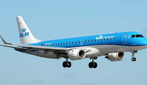 Holandska avio-kompanija KLM od 13. maja leti za Srbiju 4
