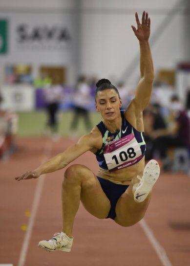 Ivana Španović pobednica mitinga u Beogradu, Sinančević postavio novi rekord 11