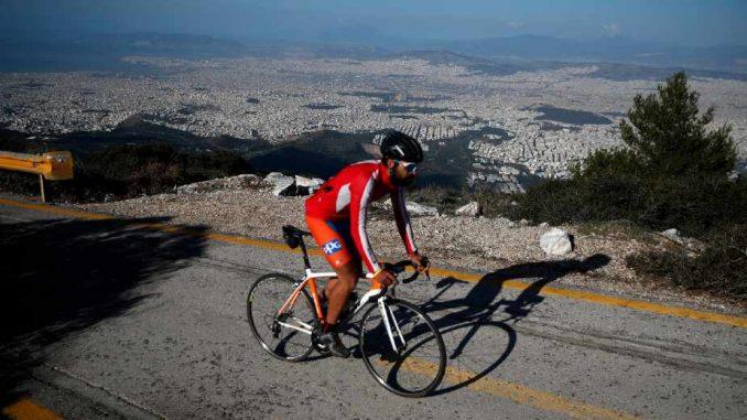 UCI zabranio profesionalnim biciklistima aerodinamični položaj tela tokom trke 5