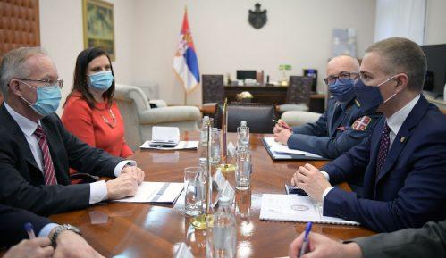 Bratu i Stefanović: Dobra saradnja sa OEBS-om 3