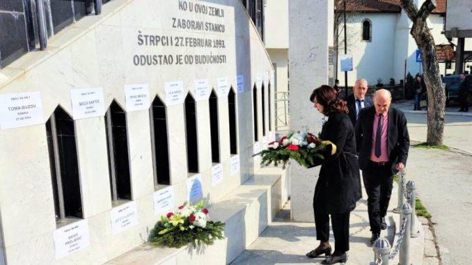 BNV obeležilo 28 godina od otmice u Štrpcima 1