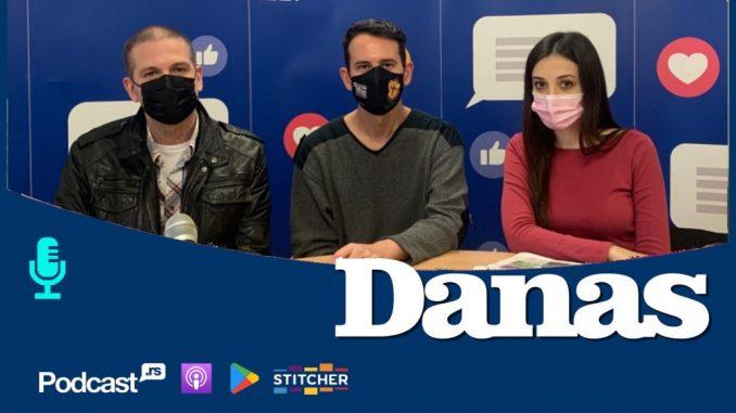 """Danas podkast: O reakcijama na """"Daru iz Jasenovca"""" 4"""