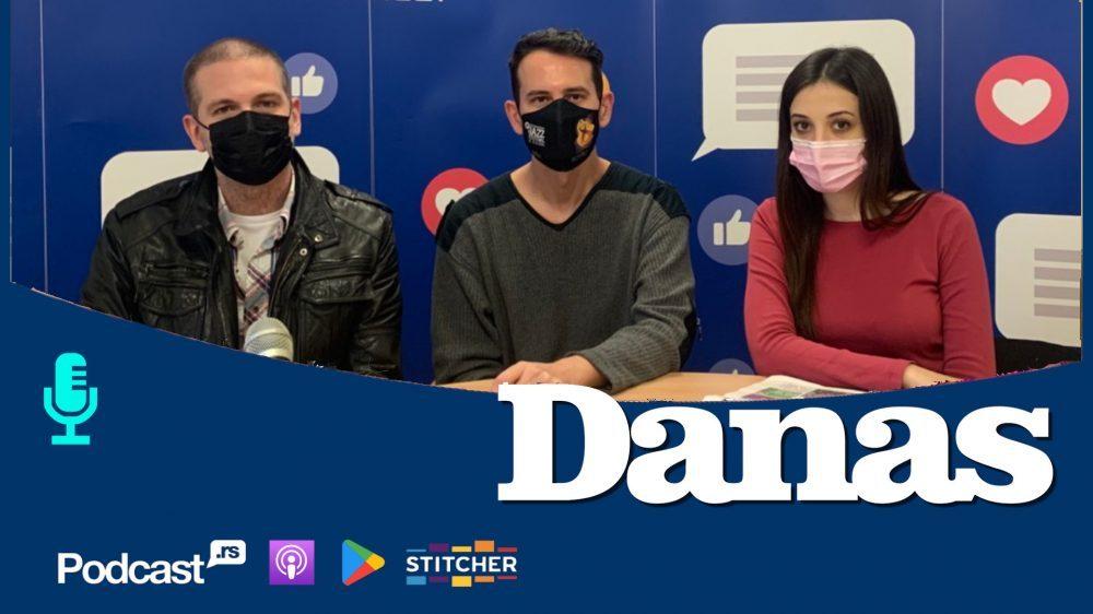"""Danas podkast: O reakcijama na """"Daru iz Jasenovca"""" 1"""
