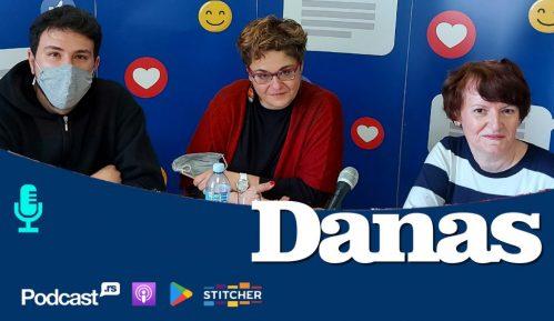 """Danas podkast: Da li je Ana Brnabić """"veći Vučić od Vučića""""? 13"""