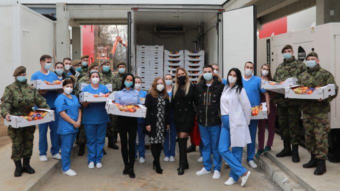 Kompanija Mozzart u humanoj misiji širom Srbije 4