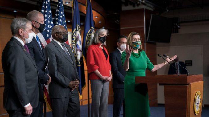 Donji dom Kongresa SAD usvojio paket pomoći za otklanjanje posledica korone, 1.900 milijardi dolara 5