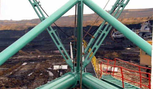 """Odvodnjavanje ugljenokopa """"Drmno"""" kod Kostolca, ispumpano 38 miliona kubika vode 9"""