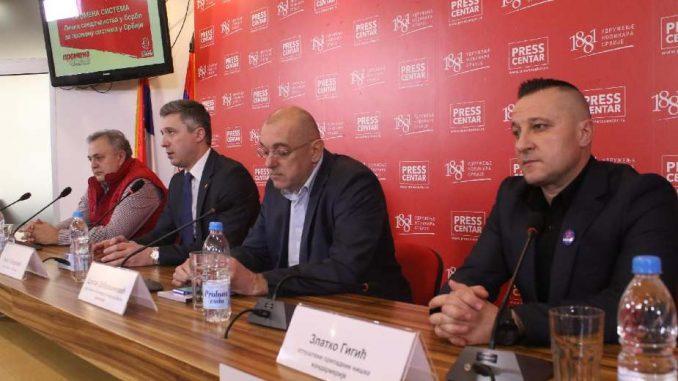 Dveri: Opozicija u Srbiji da dostigne stepen mudrosti crnogorske pred izbore 4