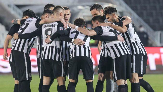 Partizan pobedio Proleter u Novom Sadu 1