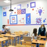 Uz podršku NIS-a otvoren kabinet za ruski jezik u Šabačkoj gimnaziji 11