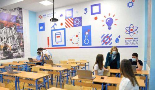 Uz podršku NIS-a otvoren kabinet za ruski jezik u Šabačkoj gimnaziji 10