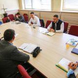 Rukovodstvo Pirota sa predstavnicima Kancelarije za upravljanje javnim ulaganjima o projektima 14
