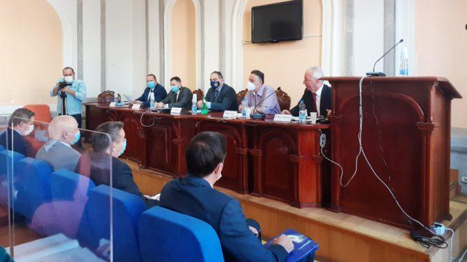 Saradnja lokalne samouprave i štabova za vanredne situacije Borskog i Zaječarskog okruga 1