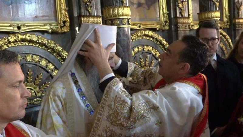 Ustoličen patrijarh Porfirije (FOTO) 8