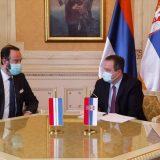Ivica Dačić primio u oproštajnu posetu ambasadora Holandije u Srbiji 12