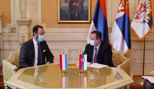 Ivica Dačić primio u oproštajnu posetu ambasadora Holandije u Srbiji 9