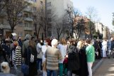 Protest studenata: Studentska poliklinika mora postojati (VIDEO) 29